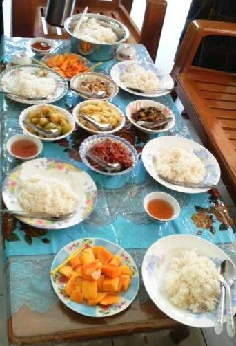 7 お寺の食事