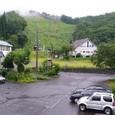 民宿からの眺め